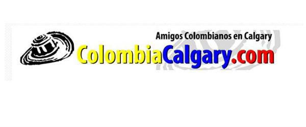 Amigos colombianos en Calgary