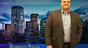 Realtor Latino Humberto Pineda - Calgary