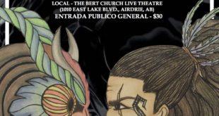 Mayo 20 - la-travesia-de-mehari-Raices de Chile-theatre-calgary