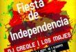 Sábado Septiembre 16 del 2017. Fiesta Independencia Nicaragua ( Calgary Alberta)