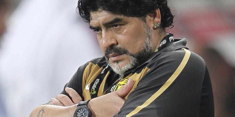 Maradona y Maduro jugarán fútbol juntos este martes- Noticias  Clagary AB