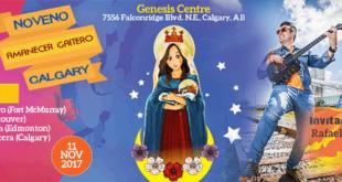 Noveno Amanecer Gaitero en Calgary 2017-Calgary AB