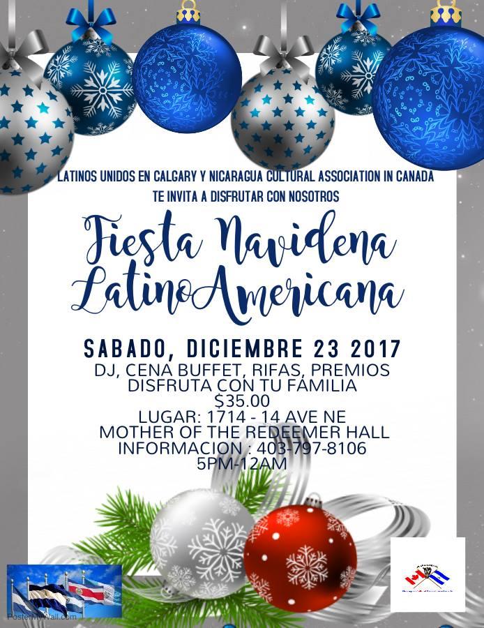 Diciembre 23-2017 Fiesta Navideña