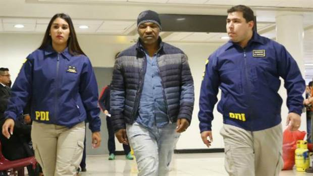 Por qué le negaron a Mike Tyson la entrada a Chile?-Noticias del mundo - Calgary AB