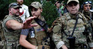 Dic 13-2017 165 grupos paramilitares que operan en Estados Unidos- Noticias Calgary