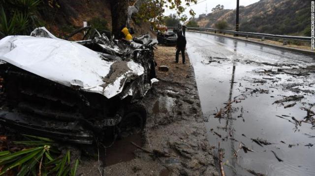 Deslizamiento en California deja al menos 15 muertos- Latinos en Alberta- Noticias Canada