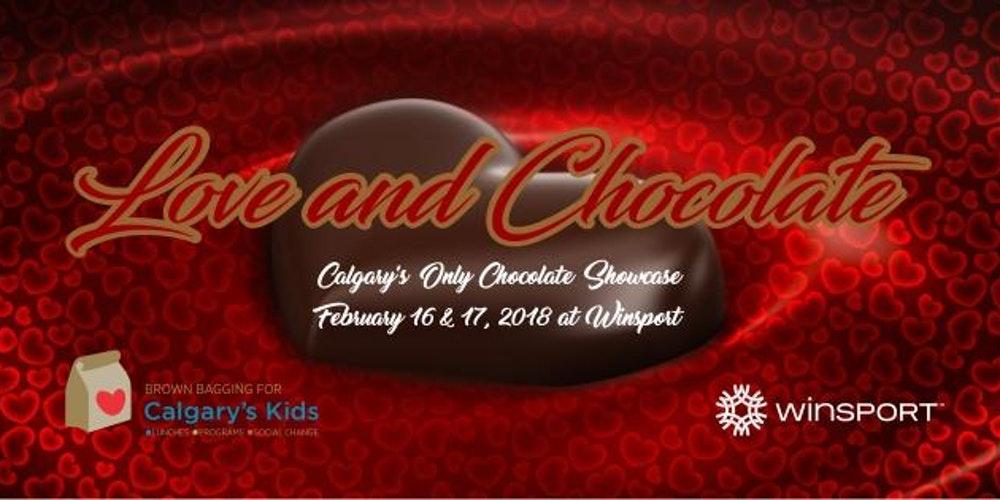 February 16 and 17 2018-Love and Chocolate YYC 2018- Eventos Calgary AB- Eventos Latinos en Alberta-