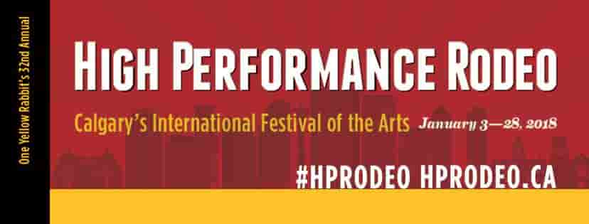 Enero 3-28 High Performance Rodeo - Eventos Latinos en Alberta- Eventos Calgary AB-