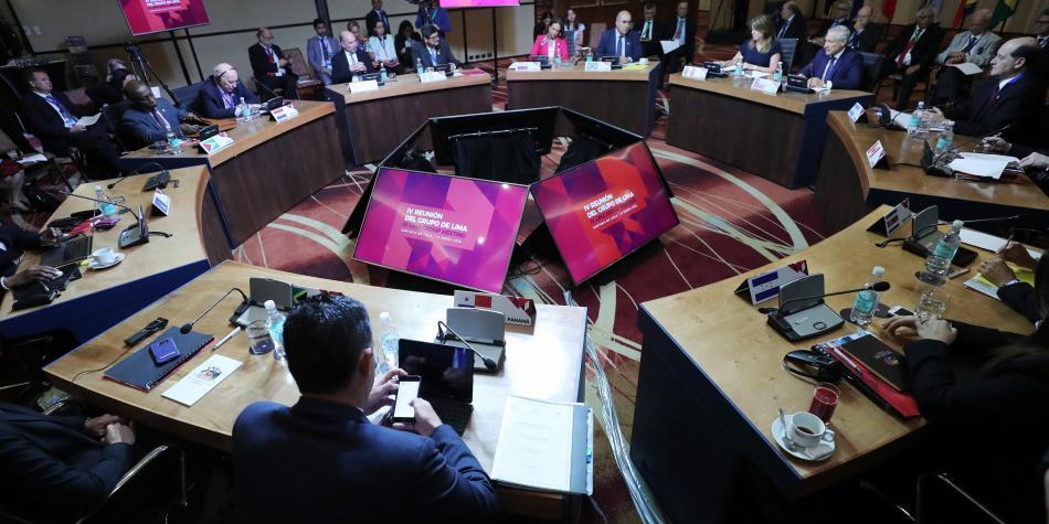 Grupo de Lima evalúa invitar a Maduro a cumbre de las Américas- Noticias Latinos en Alberta-@latinosenalberta.ca