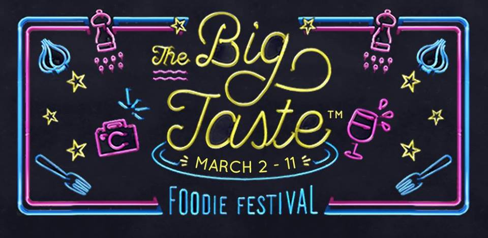 The Big Taste 2018- Eventos Latinos en Alberta - Eventos Calgary AB Canada