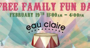Febrero 19 - Family Fun Day- Eau Claire Market- Eventos Latinos en Alberta - @latinosenalberta.ca