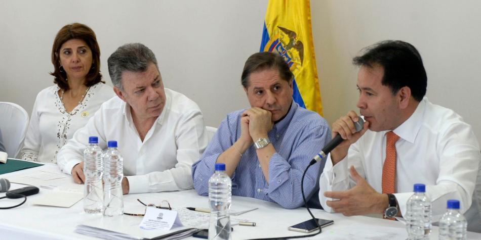 Medidas de Santos para afrontar crisis migratoria- Noticias Latinos en Alberta- @latinosenalberta.ca
