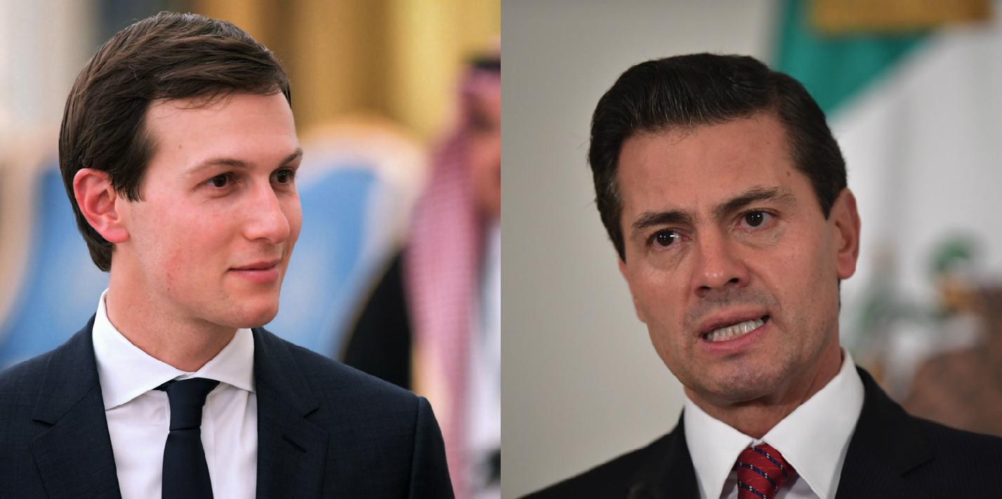 Kushner se reunirá con Peña Nieto en México-Noticias Calgary AB-@Llatinosenalberta.ca