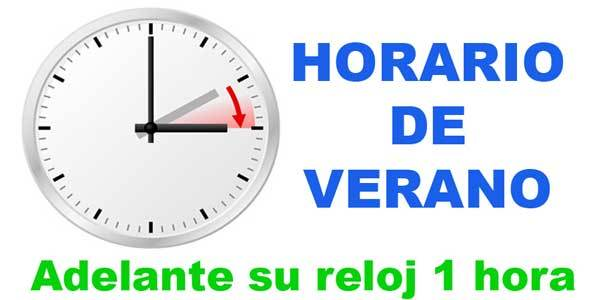 El próximo domingo 11 de marzo se adelantan los relojes-Noticias Calgary AB-@latinosenalberta.ca