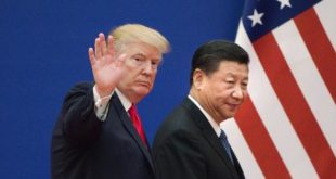China responde a aranceles de Trump y amenaza con impuestos a productos estadounidenses-Noticias Calgary AB-@latinosenalberta