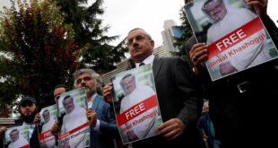 Saudíes, en la mira del mundo por desaparición de periodista