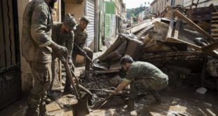 Sube a 12 la cifra de muertos por las inundaciones en Mallorca